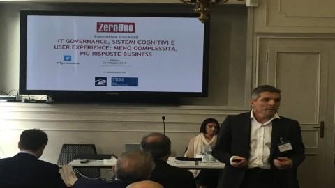 Executive cocktail – IT Governance, Sistemi cognitivi e User Experience